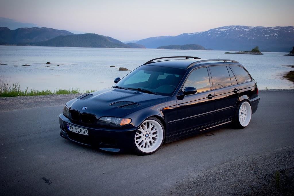 BMW E46 Touring Wheels