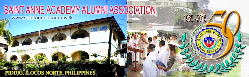 SAINT ANNE ACADEMY ALUMNI ASSOCIATION