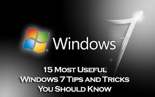 windows 7 tricks