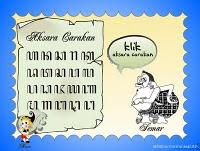 Berikut Detail SMS Idul Fitri 2014 Versi Bahasa Jawa: