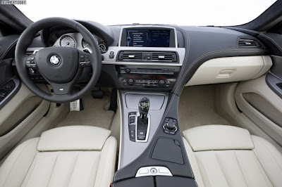BMW M6 Series Coupe Interior