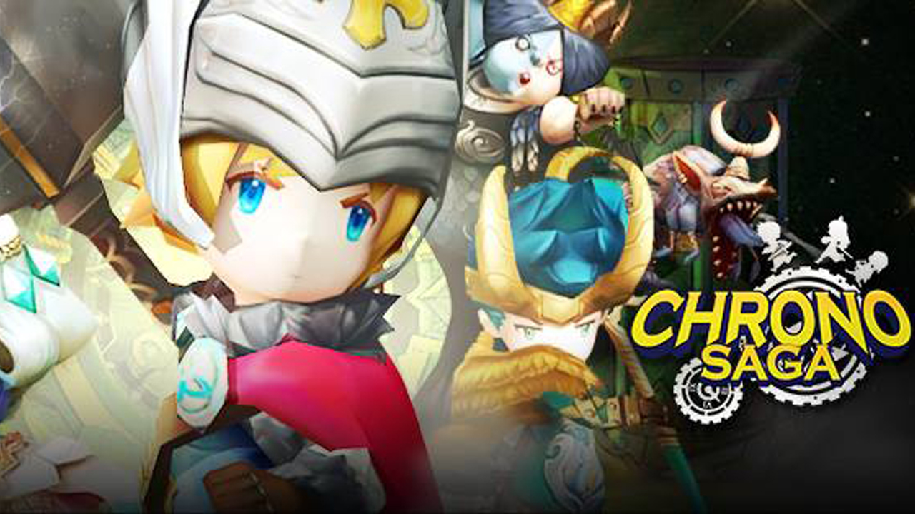 Chrono Saga Gameplay IOS / Android