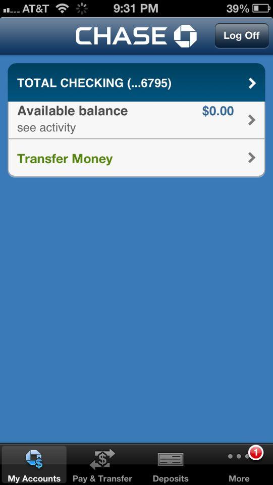 laisser compte bancaire a zero