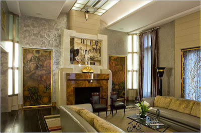 Art Deco Interior Design