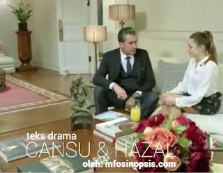 Sinopsis Cansu dan Hazal Episode 21
