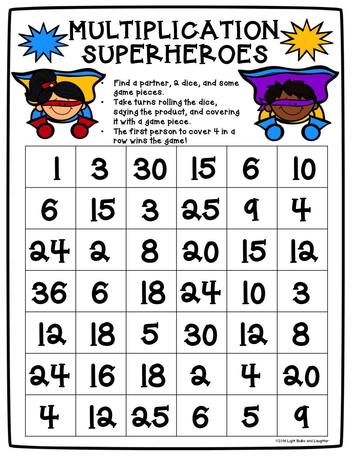 Multiplication worksheets grade 2 online