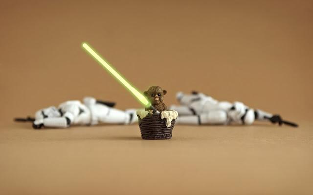 Funny Starwars Toys