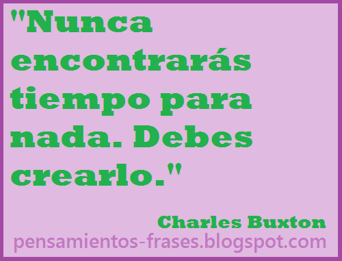 frases de Charles Buxton