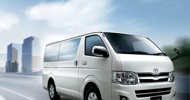 Generasi Toyota Hiace