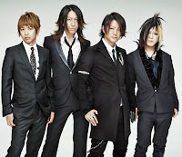 GLAY. Dark River