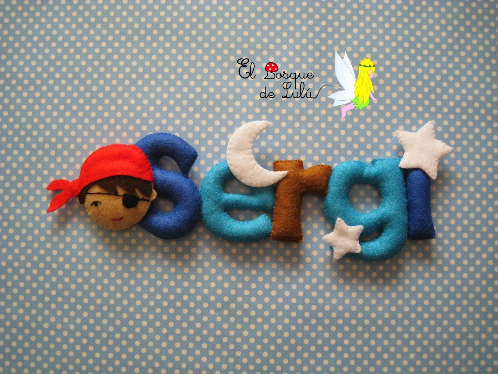 nombre-decorativo-fieltro-Sergi-infantil-name-banner