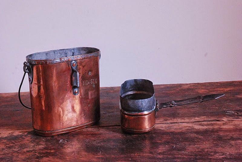 スウェーデン軍 銅製飯盒