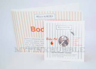 Bella aurora body oil perfeccionador cutáneo