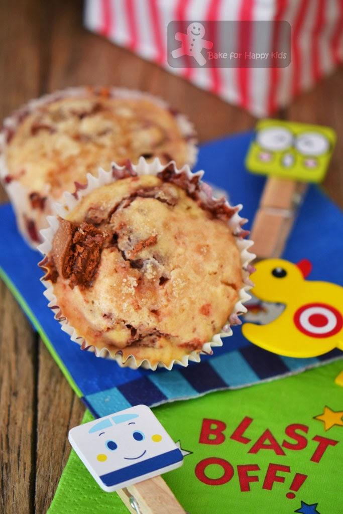 easy Tim Tam cupcakes