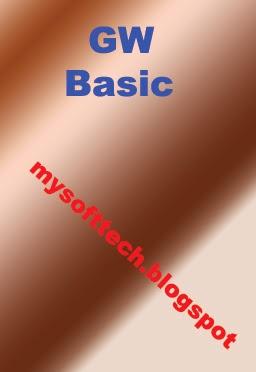 GW basic free download image
