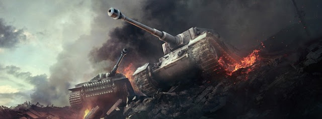 War Games World of tanks facebook cover