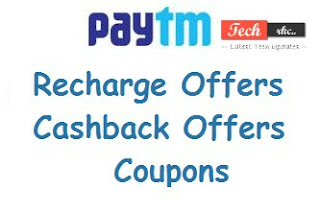 [Free] PayTM Rs.200 Cashbacks on Recharges,Paying Bills etc...