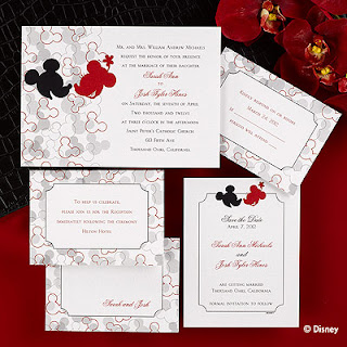 Mickey Mouse Wedding Invitations | Mickey Mouse Wedding Invitations ...