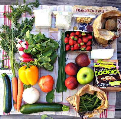 julie adore légumes
