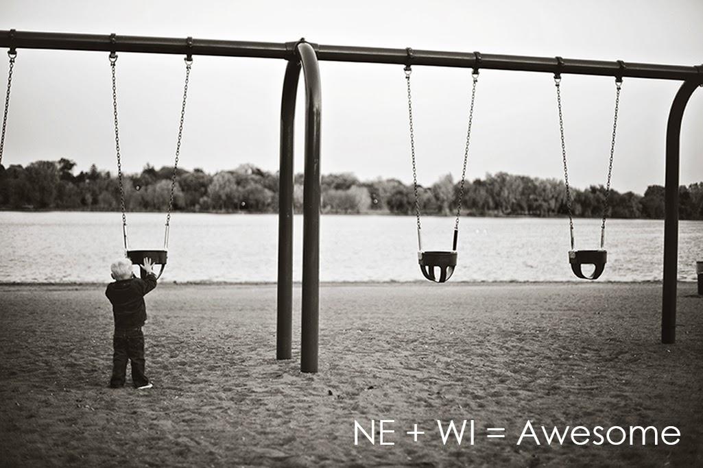 NE + WI = Awesome