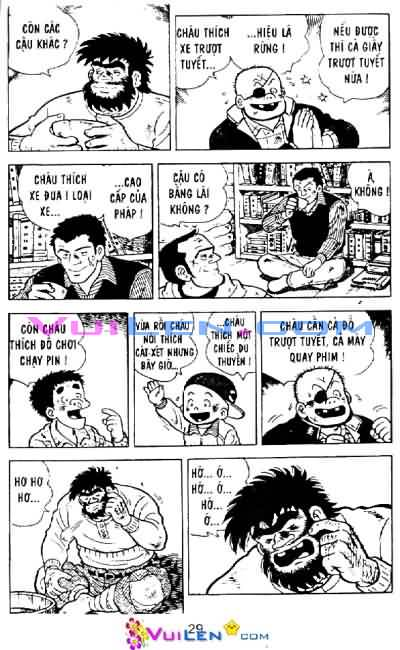 Siêu quậy Teppi chap 39 - Trang 26