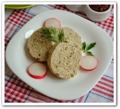 онлайн видео Домашняя куриная колбаса