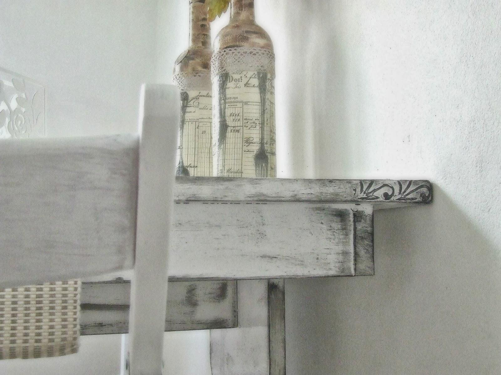 prosty upcycling czyli pomysł na stary stół