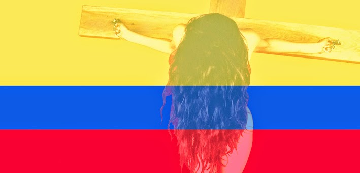 Colombia Madre Patria  |  Colombia Mother Country