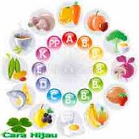 fungsi vitamin