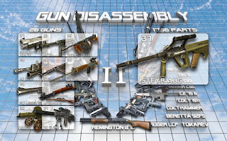 Gun Disassembly 2  v1.3 apk Free FULL Download