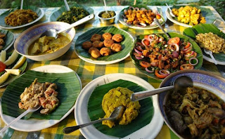 Food in Assam