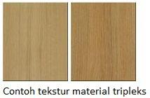 bentuk dan jenis triplek untuk plafon rumah