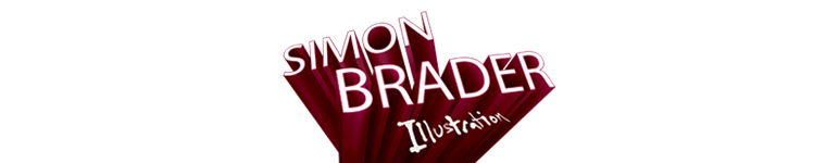 SIMON BRADER ILLUSTRATION
