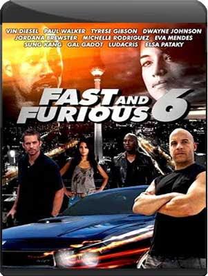 Fast & Furious 6 720p (2013) Sub Español TS 5.1