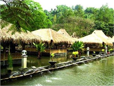 Arena Pemancingan Bonita Lembang Bandung | Wisata Bandung