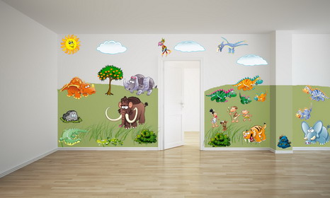 Elegant Here, You Will Read About The Effects Or Essence Of Kids Room Wall Art For  Beautifying A Modern House. The Article Will Also Discuss About One Of The  Best ...