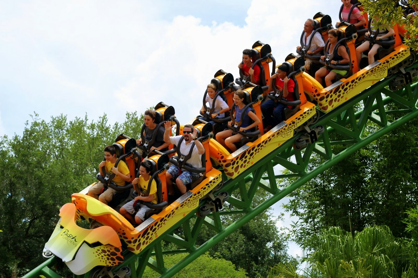 Because I'm Me Busch Gardens summer family adventure, find out what's new, what's happening, and how to save a little cash