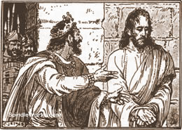 herod catholic singles Dating the birth of jesus of nazareth  herod tetrarch of galilee,  but where and how did the catholic church in rome,.