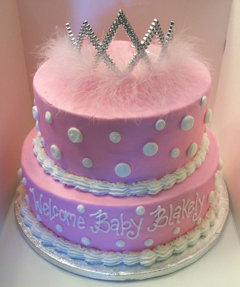 purple baby shower cakes for girls baby shower cake little