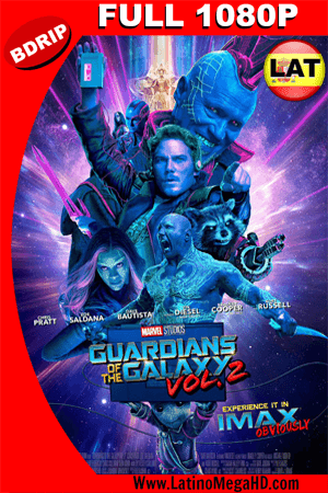 Guardianes De La Galaxia Vol. 2 (2017) [IMAX Edition] Latino Full HD BDRip 1080p ()