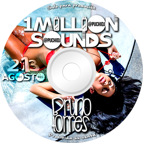 1Million Sounds – Agosto 13 (Bruno Torres)