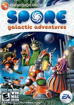 Spore: Galactic Adventures Download