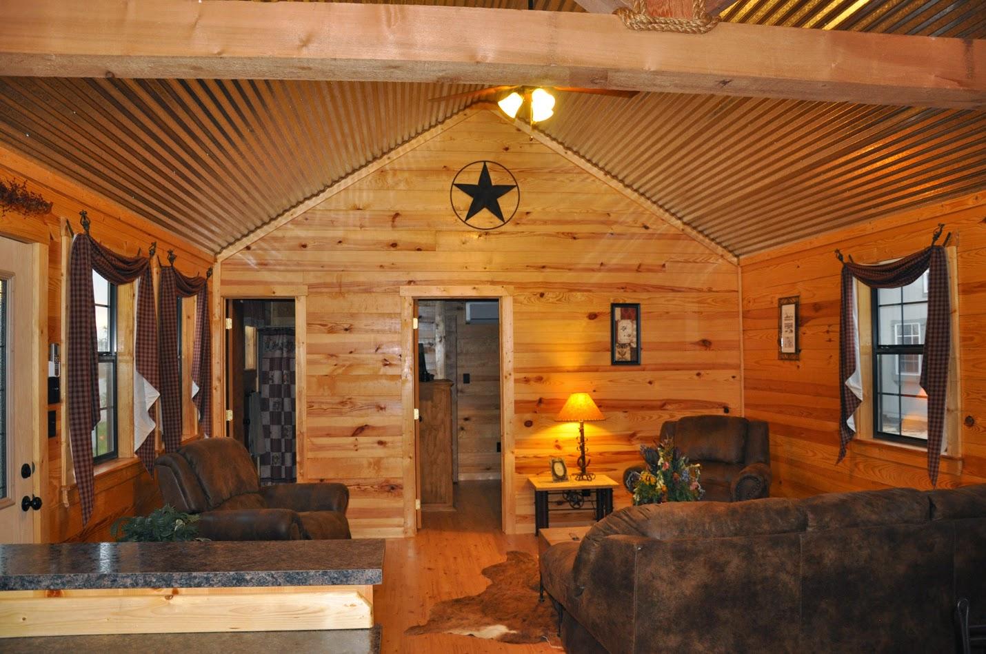 The All New Fantastic Lone Star Cabin 16 39 X 52 39 Portable