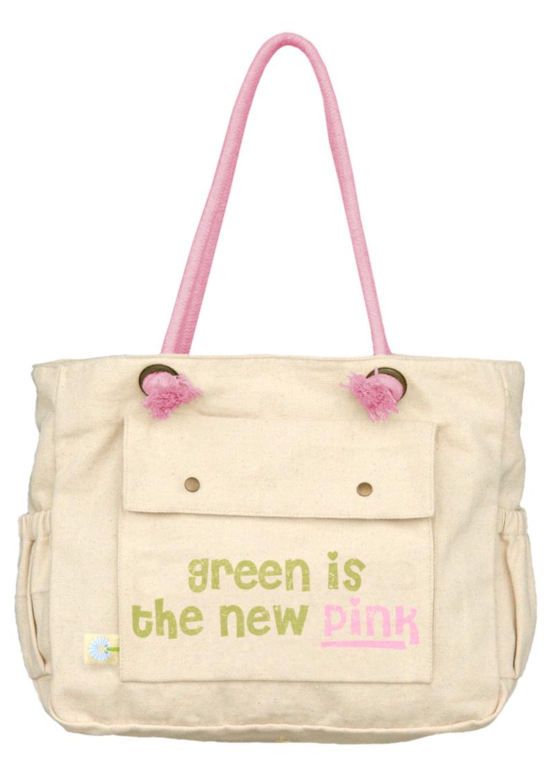 Dandelion Organic Diaper Bag