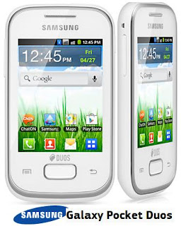 Samsung Galaxy Pocket Duos price in India image
