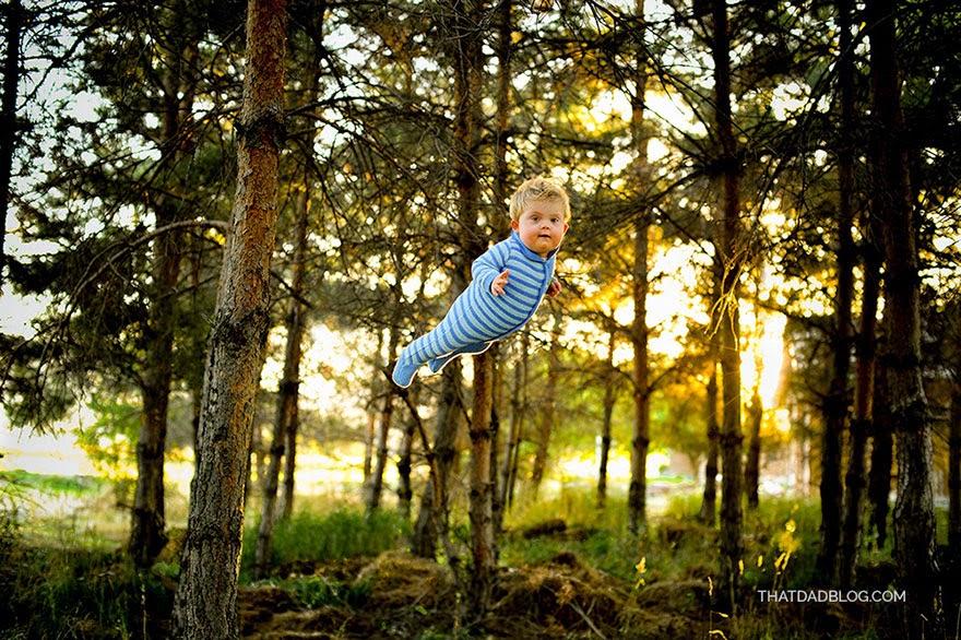 Sentuhan Emas Ayah Kepada Anak Yang Menghidap Down Syndrome