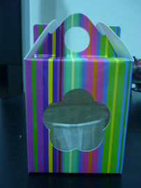 Box for cup cake