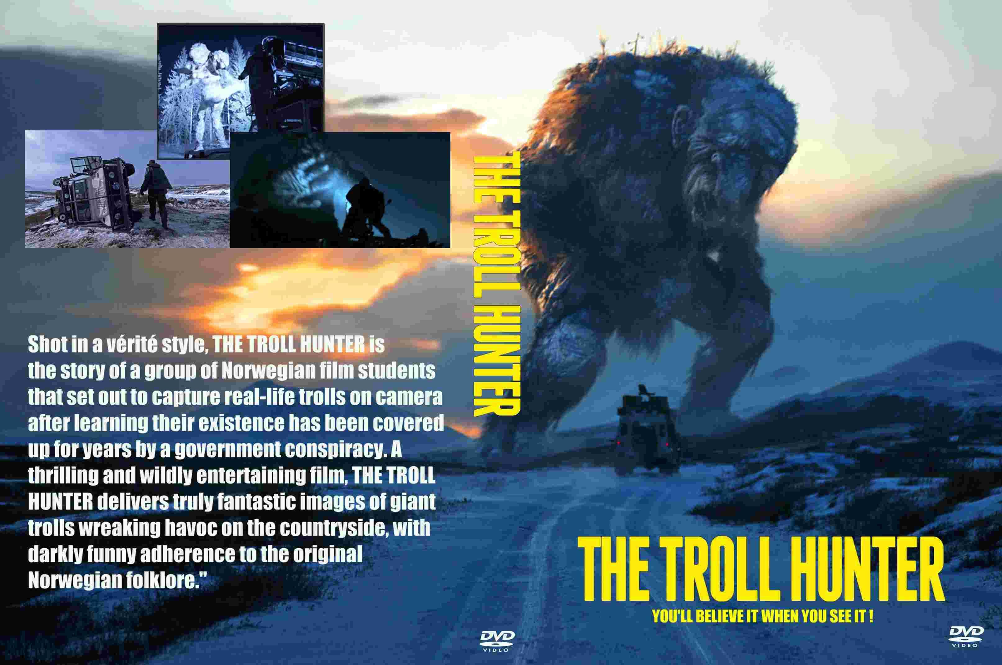 troll hunter online free