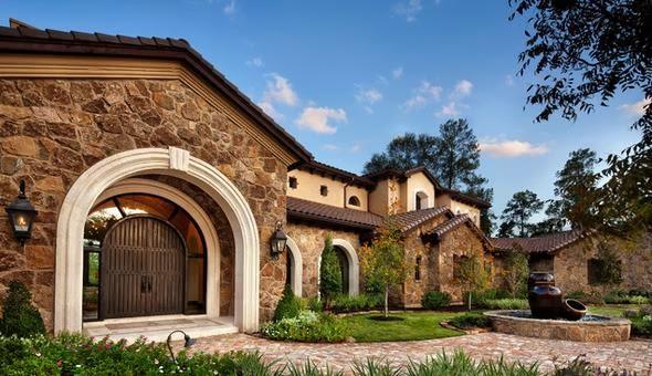 Fachadas casas modernas fachadas de portones de casas for Fachada de casas modernas con porton