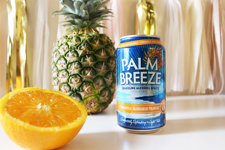 Palm Breeze Pineapple Mandarin Orange